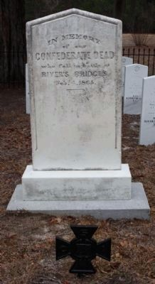 Confederate Dead Memorial , as mentioned image. Click for full size.