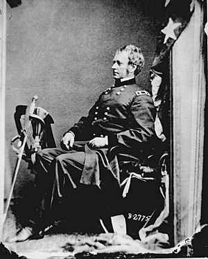 General Joseph Hooker image. Click for full size.