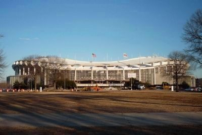 RFK Stadium, image. Click for full size.
