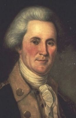 John Sevier<br>23 September 1745 &#8211; 25 September 1815 image. Click for full size.