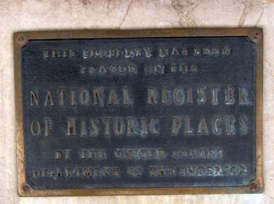 Tampa Theatre Marker image. Click for full size.