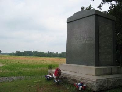 Site of Storke's capture on June 1, 1864. image. Click for full size.