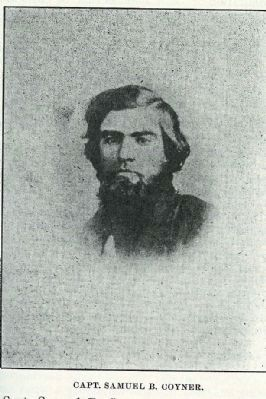 Capt. Samuel Brown Coyner image. Click for full size.