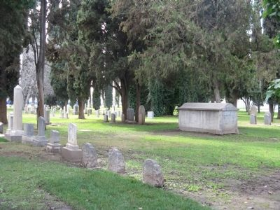 Temple Israel Cemetery image. Click for full size.