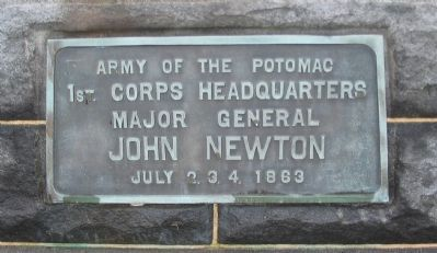 Close Up of Plaque image. Click for full size.