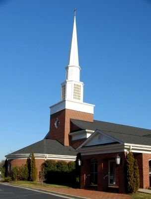Mauldin United Methodist Church image. Click for full size.