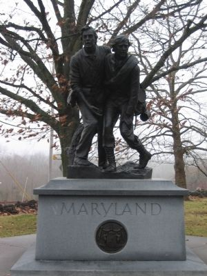 Maryland Memorial image. Click for full size.