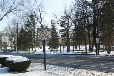 Carlisle Barracks Marker image. Click for full size.