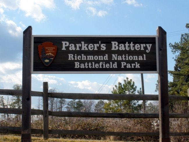NPS Parker's Battery Unit image. Click for full size.