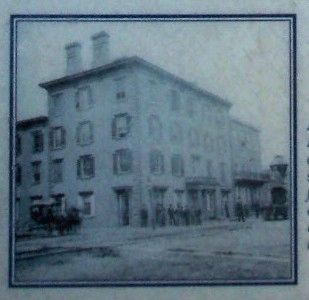 Mansion House Hotel Photo on Marker image. Click for full size.