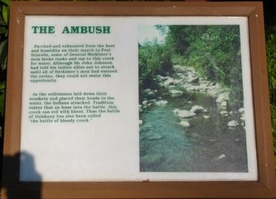 The Ambush Marker image. Click for full size.