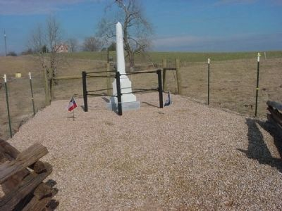 Post-Appomattox Tragedy Monument image. Click for full size.
