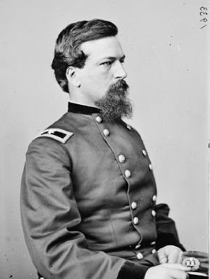 Major General Alexander Webb image. Click for more information.