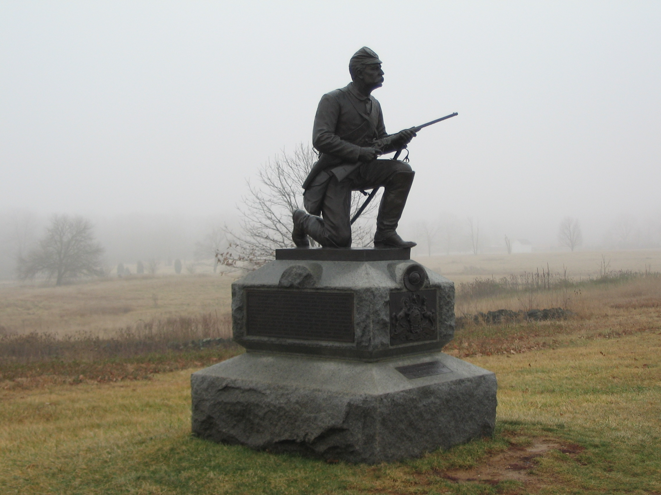 First Pennsylvania Cavalry Monument