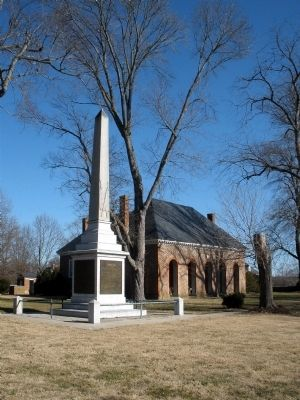 Hanover Confederate Soldiers Monument image. Click for full size.