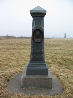 Colonel George H. Ward Memorial image. Click for full size.