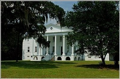 Hampton Plantation, National Historic Landmark (added 1970 - Building #70000582) image. Click for full size.