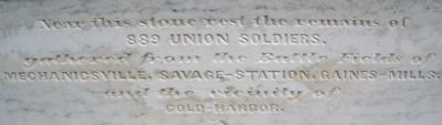 Tomb of the Unknown Soldier (south face). image. Click for full size.