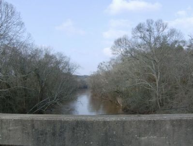 Coosawattee River at Field's Ferry image. Click for full size.