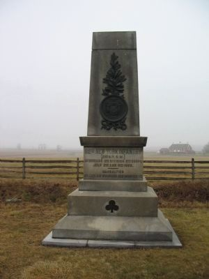 82nd New York Infantry Monument image. Click for full size.