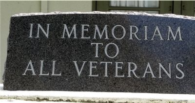 In Memorium to all Veterans image. Click for full size.