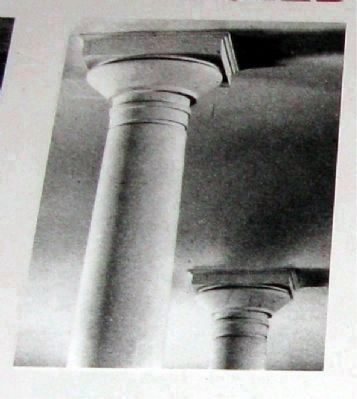 The Columns in the Senate Chamber image. Click for full size.