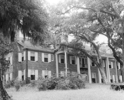 Hobcaw Barony Bellefield Plantation image. Click for full size.