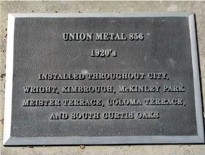 Union Metal 856 image. Click for full size.