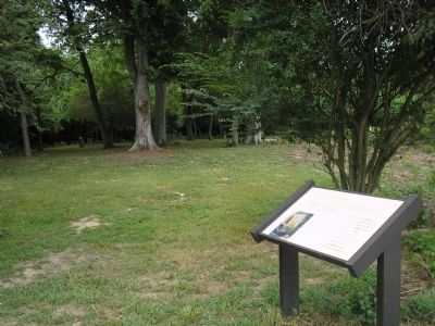 Marker at the Endview Plantation image. Click for full size.