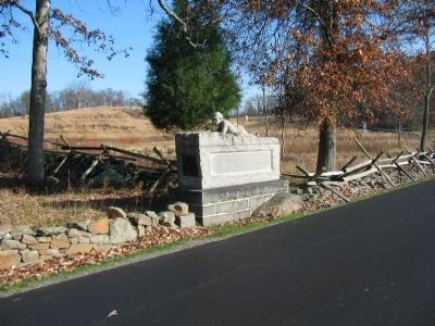 96th Regiment Pennsylvania Volunteers Monument image. Click for full size.