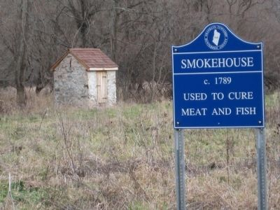 Smokehouse Marker image. Click for full size.