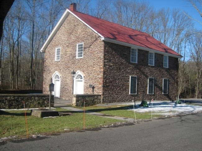 Locktown Baptist Church image. Click for full size.