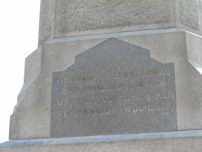 Right Side of Monument image. Click for full size.