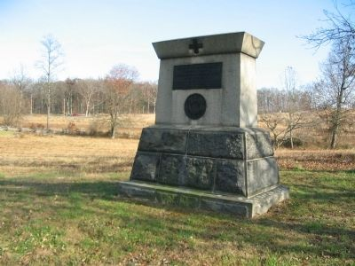 62nd New York Infantry Monument image. Click for full size.