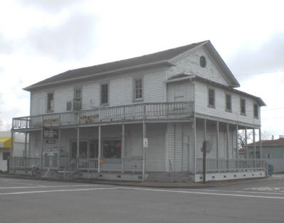 The Farmington General Store (Constructed 1881) image. Click for full size.