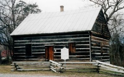 Mauck Meeting House image. Click for full size.