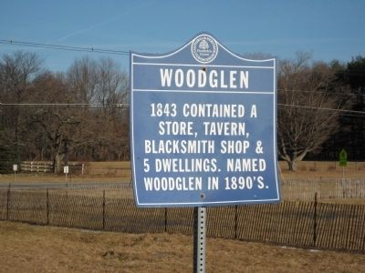 Woodglen Marker image. Click for full size.
