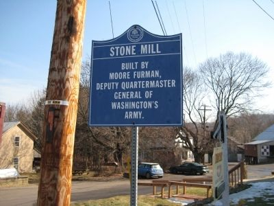 Stone Mill Marker image. Click for full size.