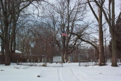Johnstown Cemetery Entrance image. Click for full size.