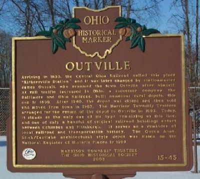 Outville Marker image. Click for full size.