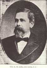 Robert Moorman Sims<br>(1836-1898) image. Click for full size.