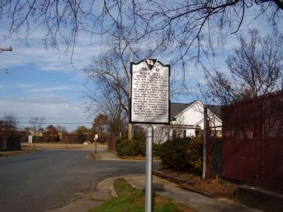 Rock Hill High School Marker image. Click for full size.