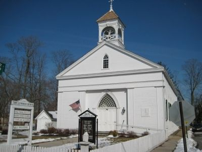 Oldwick Zion Lutheran Church image. Click for full size.