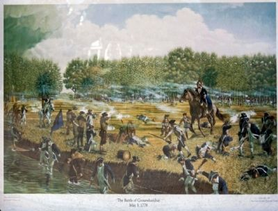 Battle of Coosawhatchie Marker image. Click for full size.