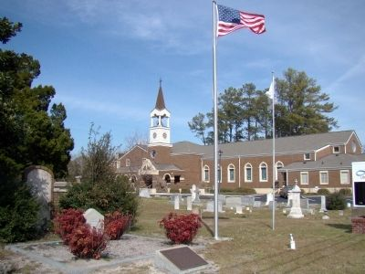 Little River United Methodist Church image. Click for full size.
