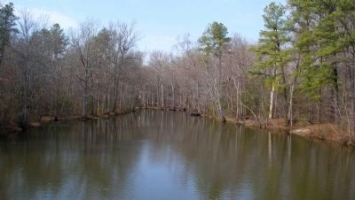Chickahominy River at Bottom's Bridge image. Click for full size.