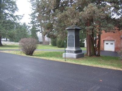 75th Pennslyvania Volunteers Monument image. Click for full size.