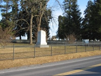73rd Ohio Infantry Monument image. Click for full size.