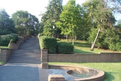 Meridian Hill/Malcolm X Park promenade image. Click for full size.