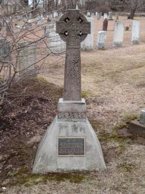 Celtic Cross at Fairmount Presbyterian Church image. Click for full size.